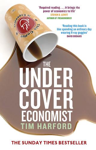 Undercover Economist af Tim Harford